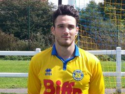 Chris Stockton grabbed his 29th of the Season and Stockton Town's 2nd against Cleator Moor Celtic.