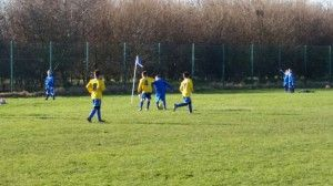 U8 Yellows v Royals Derby 08.02.15 3