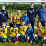 Under 8 TJFA League Cup Runners Up 2015
