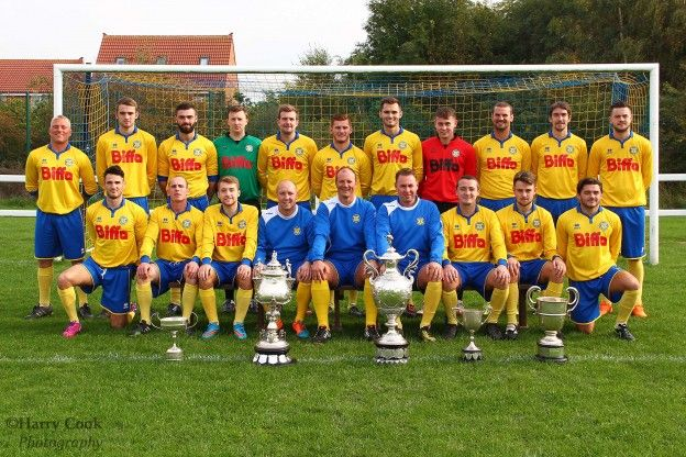 Stockton Town FC and management