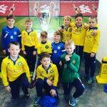 U9 Yellows Liverpool Academy