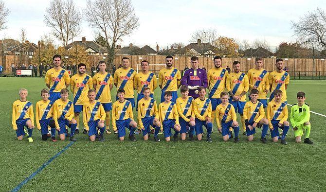 Stockton Town FC U13's