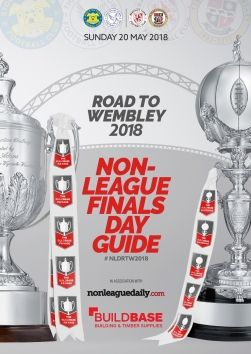 Wembley Finals Day Guide