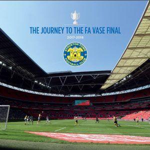 FA Vase Commemorative Brochure Launch