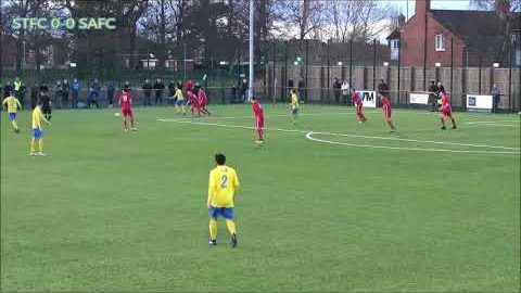 Stockton Town v Shildon AFC: 18/19