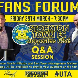 Supporters Evening