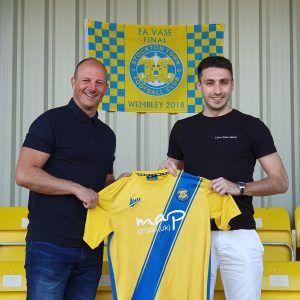 Stockton Capture Second Summer Signing