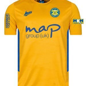 New Shirts and Main Sponsor Confirmed