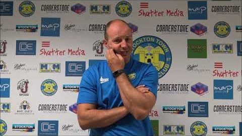 Post Match Reaction: Michael Dunwell v Whickham