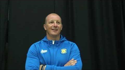 Post Match Reaction: Michael Dunwell v Knaresborough Town