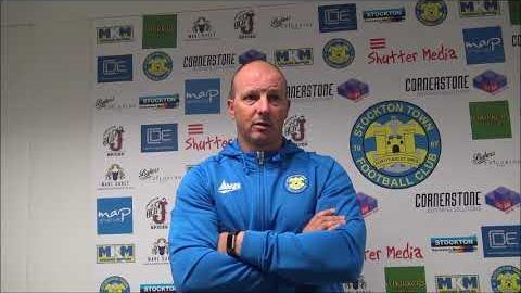 Post Match Reaction: Michael Dunwell v West Allotment Celtic