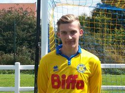 Sonni Coleman made his debut after stepping up from the U18's.