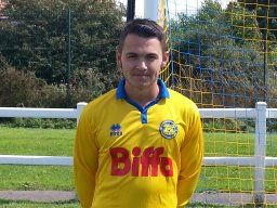 Joe Taylor made his debut against Annfield Plain in the 2 0 victory.