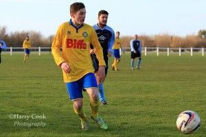 Macca Langstaff opened the scoring with his 4th goal of the season after stepping up from the U18's squad.