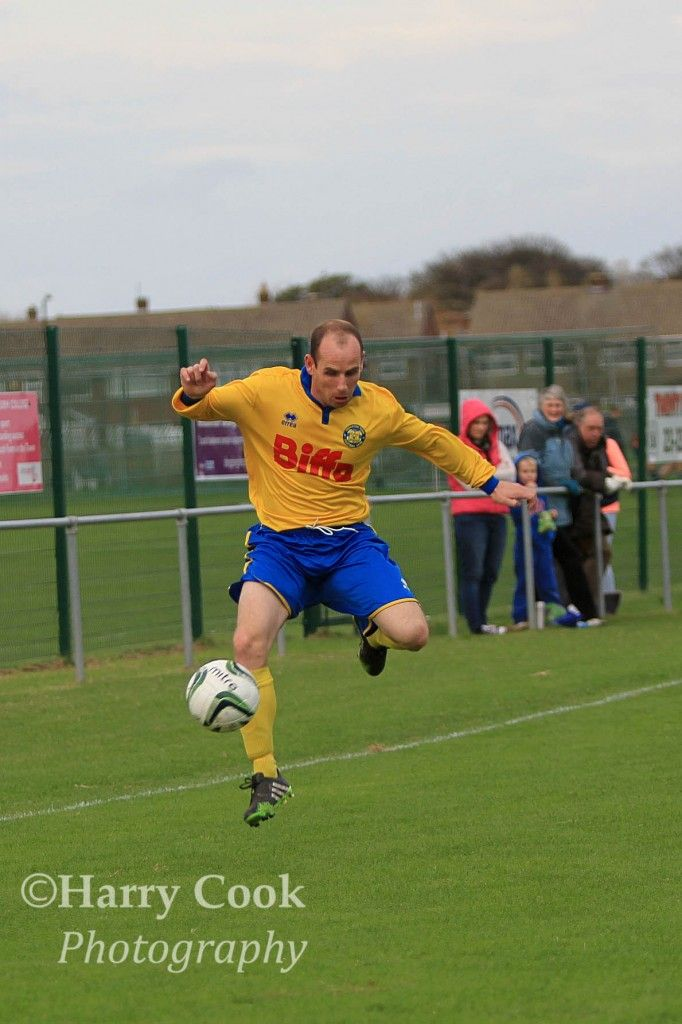 David Dowd opened the scoring for Stockton against his former Club.