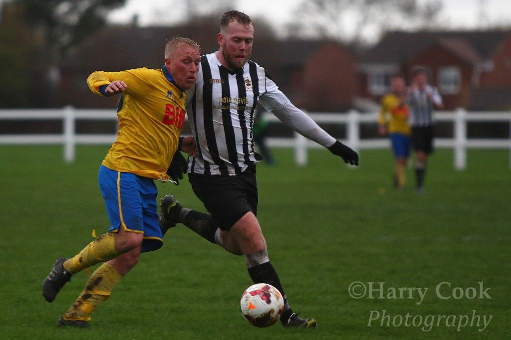 Tony Johnson grabbed a hat trick as we claimed all 3 points in over Gateshead Leam Rangers.