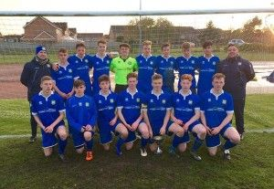 2015/16 Durham County cup final Winners
