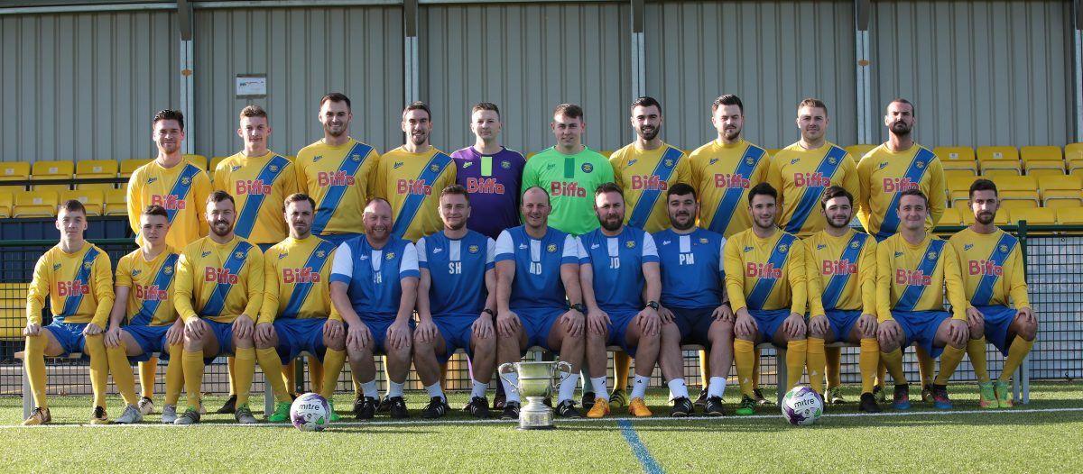 Stockton Town FC Squad