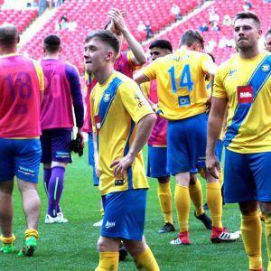 Wembley Heartache for Anchors