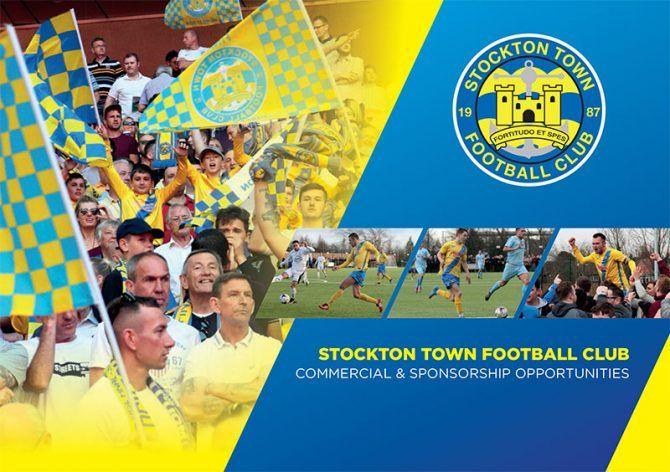 Stockton Town FC Sponsor Brochure