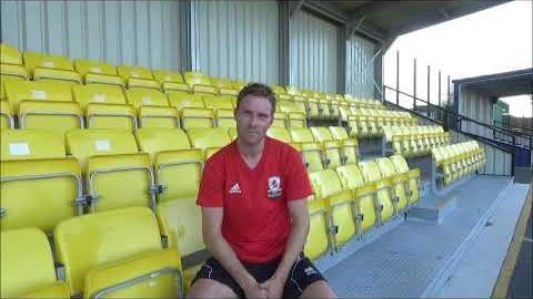 NEW SIGNING: Peter Bulmer