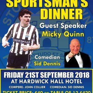 19th Annual Sportsmans Dinner