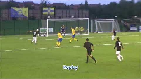 Stockton Town v Newcastle Benfield- 18/19 FA Cup