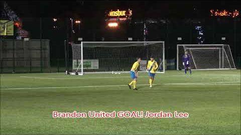 Stockton Town v Brandon United- 18/19
