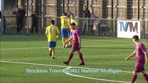 Stockton Town v Newton Aycliffe- 18/19