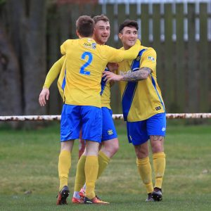 Woodhouse Strikes To Earn A Point On The Road