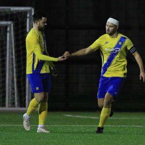 Stockton Suffer League Cup Semi Final Exit