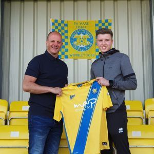 Defender Signs for Stockton Town
