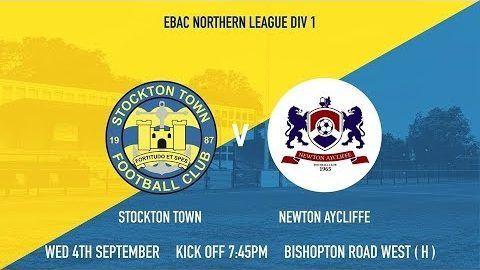 Stockton v Newton Aycliffe- 19/20