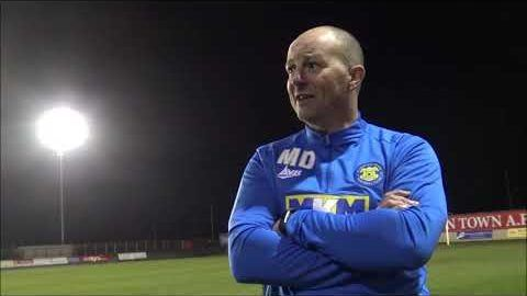 Post Match Reaction: Michael Dunwell v Bridlington Town