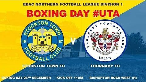 Stockton Town v Thornaby: 19/20