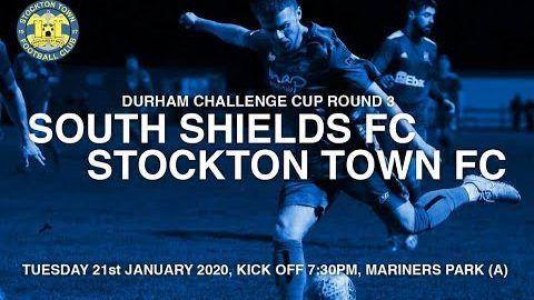 DCC: South Shields v Stockton Town- 19/20