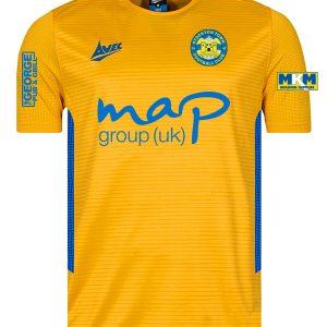 MAP Group (UK) Commit to Shirt Sponsorship