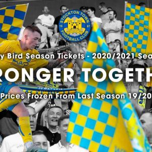 Early Bird Season Ticket Deadline Approaches