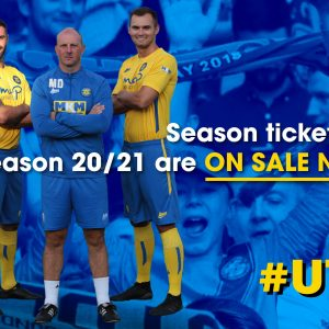 New Season Timetable & Season Cards for Season – 2020/21