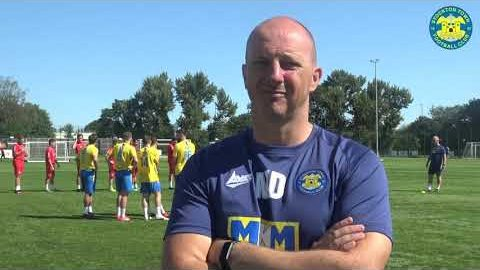 INTERVIEW | Michael Dunwell talks ahead of pre-season