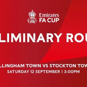 Club Statement: FA Cup fixture vs Billingham Town