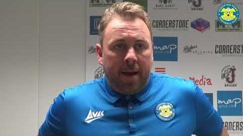 INTERVIEW | It was a difficult cup tie, says JD Briggs
