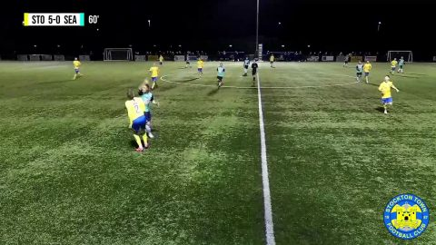 HIGHLIGHTS | Stockton Town 7-1 Seaham Red Star