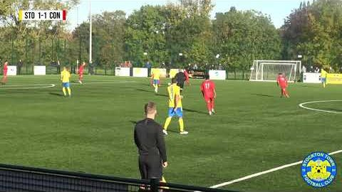 HIGHLIGHTS | Stockton Town 4-1 Consett