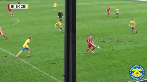HIGHLIGHTS | Shildon 0-0 Stockton Town