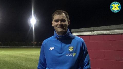 INTERVIEW | We defended well and I'm over the moon with the three points, says Adam Nicholson