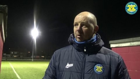 INTERVIEW | We battled hard and it's a good three points, says Michael Dunwell