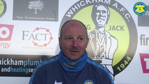 INTERVIEW | The first goal really settled us, says Michael Dunwell