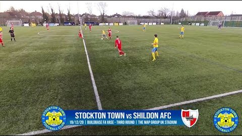 HIGHLIGHTS | Stockton Town 1-3 Shildon
