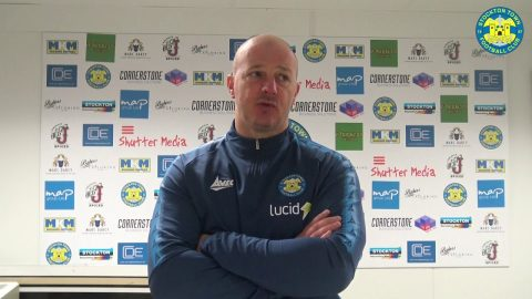INTERVIEW | It's a testament to the players that they've kept in good shape, says Michael Dunwell